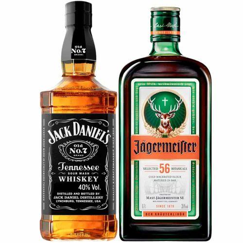 1-Whisky-Jack-Daniel-750ml---1-Jagermeister-35°--min