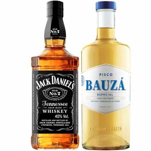 1-Whisky-Jack-Daniel-750ml---1-Pisco-Bauza-Especial-1000ml--min